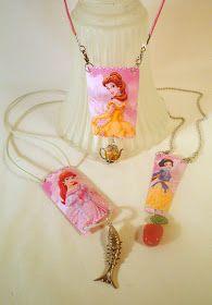 Mich L. in L.A.: Disney princesses!