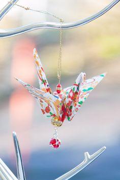 Crane Ornament