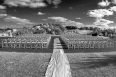 Outdoor weddings at GBCC!