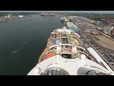 This View Of Harmony of the Seas Is Utterly Outstanding