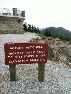 Have been here...So beautiful.  We went during a real hot summer - it was in the 90's in Roxboro and it was in the 40's on top of Mt Mitchell.  Such a nice cool break!