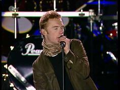 If tomorrow never comes by Ronan Keating - live on stage