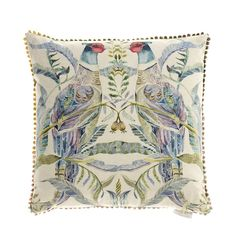 Voyage Maison Bideford Loganberry Cushion C170037