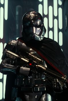Star Wars the Force Awakens still of Darth Vader  Ph: Film Frame ©Lucasfilm 2015 - from the San Diego Comic Con fan surprise checkout this epic reel which was a surprise for fans at SDCC.