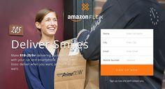 Amazon Flex - Auslieferung durch Privatpersonen bei Amazon gestartet - http://www.onlinemarktplatz.de/61446/amazon-flex-auslieferung-durch-privatpersonen-bei-amazon-gestartet/