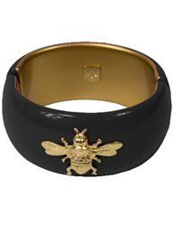 Bee Cuff Bracelet available at JPeterman.com.