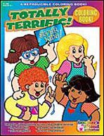 Coloring Book: Totally Terrific. Download it at Examville.com - The Education Marketplace. #scholastic @Karen Echols #teachers #teaching #elementaryschools #teachercreated #ebooks #books #education #classrooms #commoncore #examville