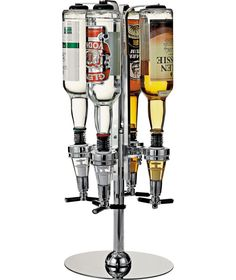 Buy :Things 4 Bottle Revolving Optic Stand at Argos.co.uk - Your Online Shop for Gadget and novelty gifts.