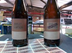 Beavertown Brewery - Applelation - Bramley Apple Saison (Formerly Barley Champagne) Brewery, Champagne, British, Apple, Wine, Fruit, Flower, Bottle, Drinks