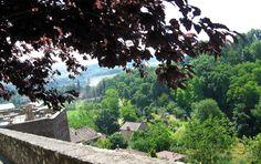 panorama dalle mura di anghiari