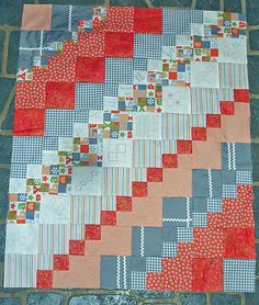 great layout - good baby quilt
