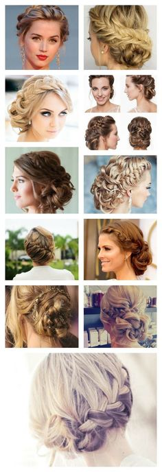 I love creative hairstyles n braids are awesome!