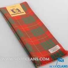 Cameron Clan Tartan