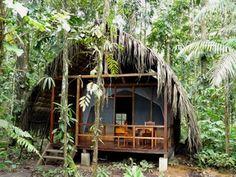 Huahorani Lodge