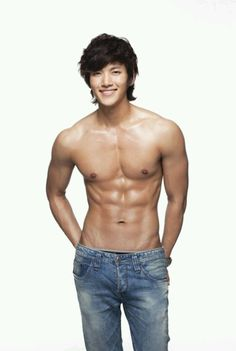 Pinning this because of the description/title: 10 Korean celebrities who should be the next Calvin Klein model instead of Justin Bieber: Ji Chang Wook from Healer Justin Bieber, Cute Korean, Korean Men, Asian Actors, Korean Actors, Ji Chang Wook Abs, Ji Chang Wook Smile, Ji Chang Wook Photoshoot, Calvin Klein Models