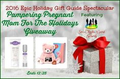 Pampering Pregnant Mom For The Holidays Giveaway Ends 12/25 ~ Tales From A Southern Mom