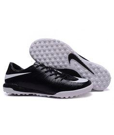 size 40 99d8b 8e857 Nike Hypervenom Phantom II TF NA UMĚLÝ POVRCH černá bílá kopačky 2017 muži  kopačky. White Football BootsMens ...