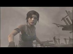 The Monastery Tomb Raider 2013, Raiders, Character, Lettering