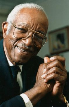 Historian, Scholar And Educator, Dr. John Hope Franklin, Was Born January 2, 1915. Read More, About One Of The Foremost Authorities On American And Black American History, In Today's BLACK IN TIME Blog!! VIDEO INCLUDED!!  http://www.blackintime.info/1/post/2014/01/2013-historian-scholar-and-educator-dr-john-hope-franklin-was-born-january-2-1915.html
