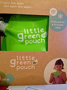 little green pouch giveaway!