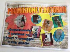 *Promozione d'Autunno* Acquistando 4 profumi ne ricevi 1 in omaggio a tua scelta 🌸 www.lineaemmezeta.it