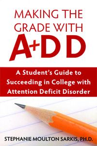 Resources to ensure ADDers succeed in college.