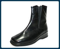 Ganter 4-205321 Hedy Damen Winter Stiefel & Stiefeletten Weite H (EU 37 UK 4.5, Schwarz (black)) - Stiefel für frauen (*Partner-Link)