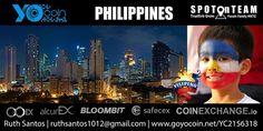 Welcome to Yocoin International  Ruth Santos SPOTonTEAM http://ift.tt/2d8NKbJ