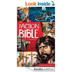 The Action Bible New Testament: God's Redemptive Story (Action Bible Series) - Kindle edition by Doug Mauss, Sergio Cariello. Children Kindle eBooks @ Amazon.com.
