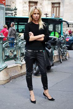 All-Black-Paris-Fashion-Week-SS-13-81 | Blog | Stylesight