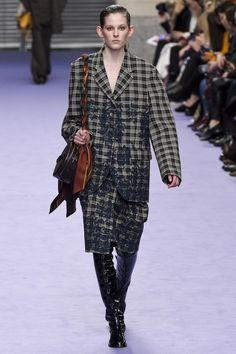 Défilé Mulberry prêt-à-porter femme automne-hiver 2017-2018 5