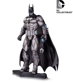 DC Comics Batman: Arkham City Armored Batman Statue