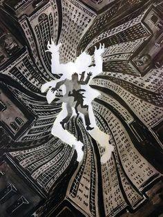 Hitchcock's Vertigo by Brian Level