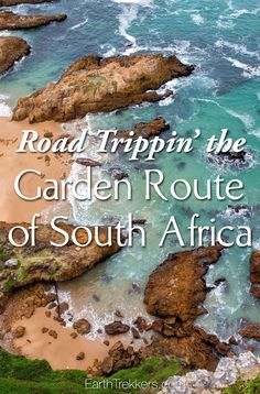 Garden Route of South Africa road trip