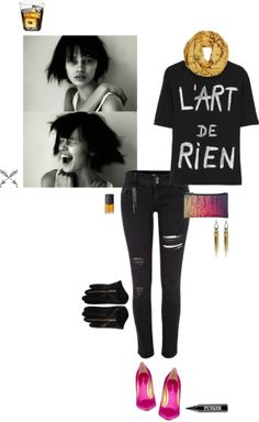 """However hard I want..."" by lovedart on Polyvore"