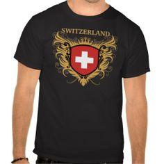 Switzerland [personalize] t-shirts #Personalized #tshirt