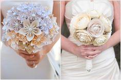 Kreative Alternativen zum klassischen Brautstrauß. | Friedatheres.com
