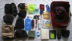 Ladies & Light Packing: Tips for travelling with hand-luggage only..,......no problem!!!!!!