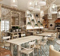 Architecture | Interior Design | Cafe Design