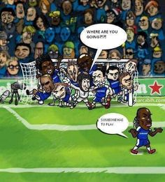 Drogba Barcelona Champions League, Football Troll, What Really Happened, Semi Final, European Football, Roll Tide, Best Funny Pictures, Soccer, Style
