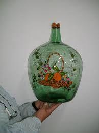 15cm Weathered CARAFFA IN METALLO-DECORATIVO HOME /& Garden ornamento artificiale FIORIERA