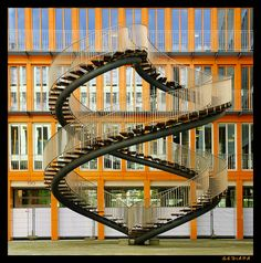 helix #architecture #staircases