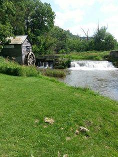 Hyde's Mill, Wisconsin