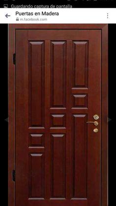 House Main Door Design, Home Window Grill Design, Single Floor House Design, Wooden Front Door Design, Home Door Design, Door Gate Design, Wooden Front Doors, Door Design Interior, Wood Doors