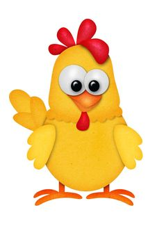 /Brewster the Rooster Farm Animal Party, Farm Party, Chicken Crafts, Chicken Art, Art Drawings For Kids, Animal Drawings, Cute Images, Cute Pictures, Owl Clip Art
