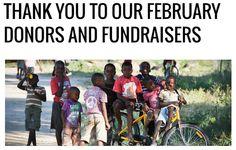 Fundraisers, Charity, February, Twitter, Big