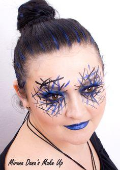 Halloween makeup :) Beauty Makeup, Halloween Face Makeup, Gorgeous Makeup