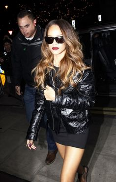 Rihanna hair... she looks amazing in any look