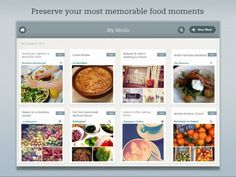 After being quite the hit amongst iPhone and iPod touch users, the Evernote Food application was bound to make its way to the iPad at some point.   #Evernote #recipes #food #noms