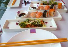 Sushi bij Umami in Utrecht